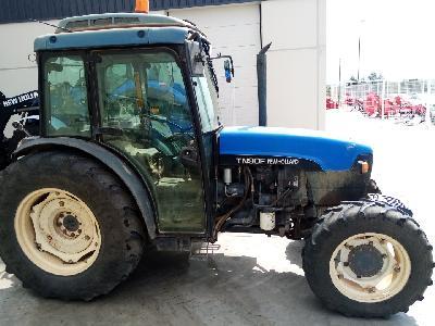 New Holland TN90 F