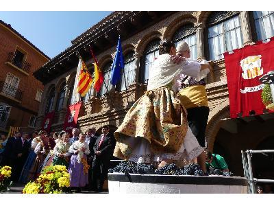 La Fiesta de la Vendimia en Cariñena