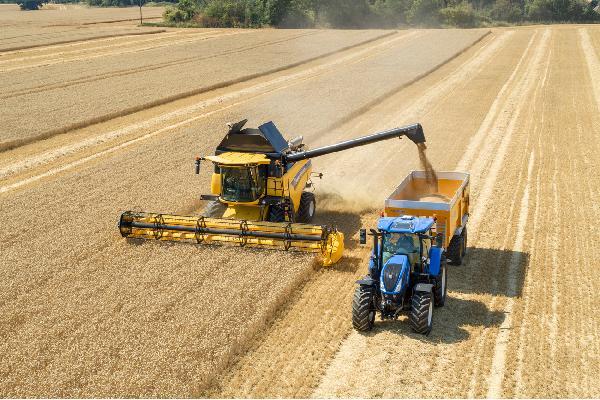 La Renta Agraria sube en Aragón