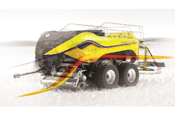 New Holland Agriculture gana el Good Design Award 2020 con la BigBaler 1290 High Density